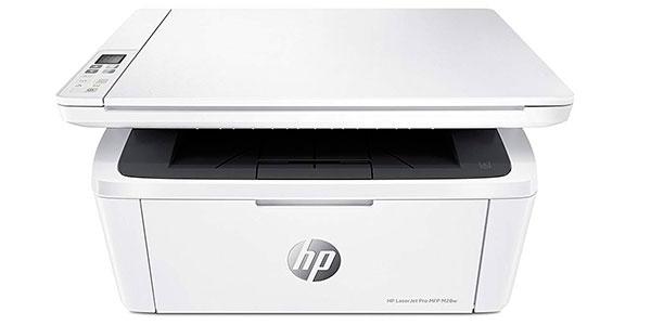 Impresora láser HP Laserjet Pro M28w con USB y Wi-Fi barata