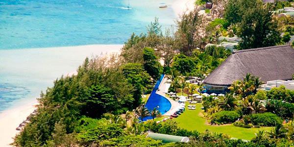Isla Mauricio resort turístico de lujo oferta verano 2019