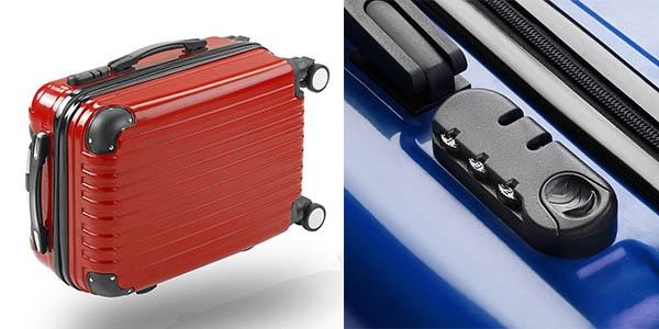 juego de maletas y neceser Grindilux relación calidad-precio estupenda
