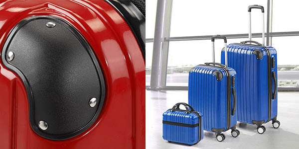 maletas de viaje rígidas Grindilux oferta