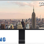 Monitor Samsung Space de 32'' UHD 4K