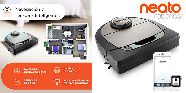 Neato Robotics D701 robot inteligente oferta