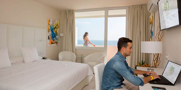 On Hotels Oceanfront Only Adults chollo estancia verano