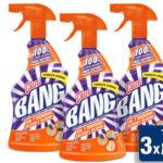 Pack x3 Cillit Bang Limpiador Spray Antical de 750 ml barato en Amazon