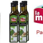 Pack x4 Aceite de aguacate La Masia de 250 ml/ud barato en Amazon