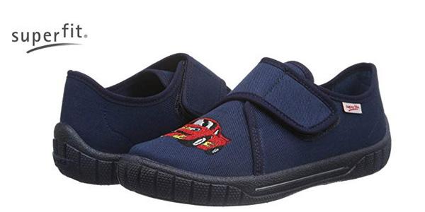 Zapatillas de estar por casa Superfit Bill para niños baratas en Amazon
