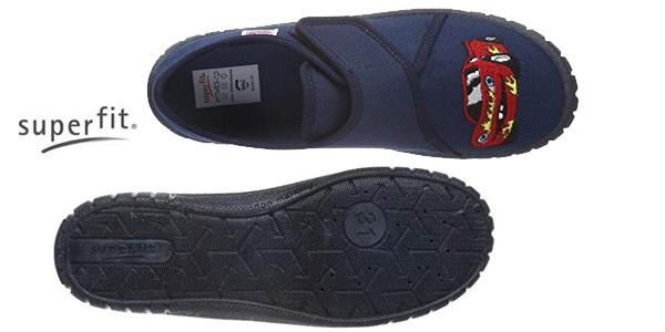 Zapatillas de estar por casa Superfit Bill para niños chollo en Amazon