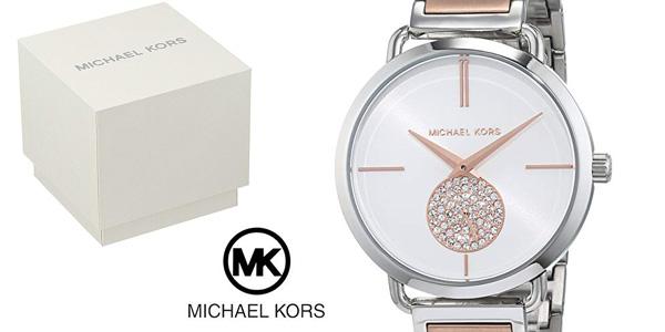 Reloj analógico Michael Kors MK3709 para mujer barato en Amazon