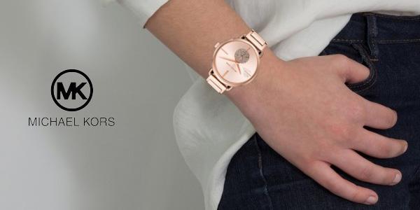 Reloj analógico Michael Kors MK3709 para mujer chollazo en Amazon