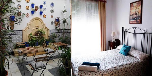 Rincón Fuenseca alojamiento céntrico en Córdoba barato