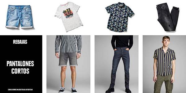 ropa de calidad Jack Jones ofertas en las rebajas de verano 2019