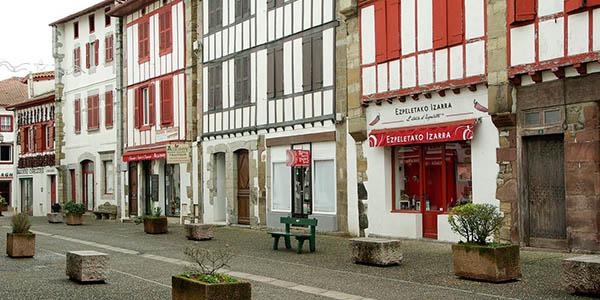 ruta en coche al País Vasco francés con presupuesto bajo