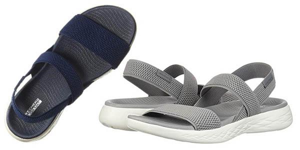 sandalias Skechers On-The-Go 600-Flawless baratas