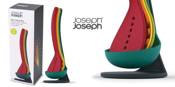 Set de Utensilios de Cocina Joseph Joseph Utensiliuns Plus barato en Amazon
