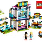 Chollo Set Polideportivo de Stephanie de LEGO Friends con 2 minifiguras