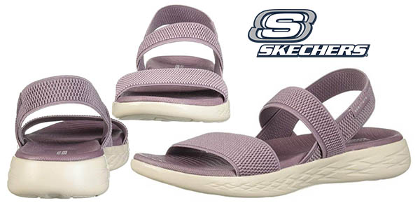 Con On 600 Por Flawless Chollo Skechers The Sólo Sandalias Go 29€ ZuXikPOT
