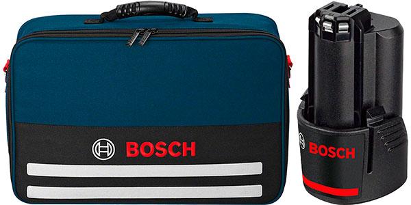 Taladro percutor Bosch Professional GSB 12V-15 con 2 baterías y maletín barato