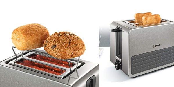 Tostador Bosch TAT7S25 en oferta en Amazon