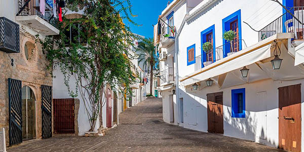 vacaciones en Ibiza con relación calidad-precio estupenda