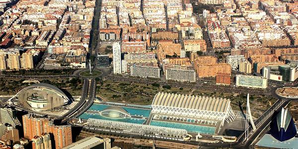 Valencia vuelos baratos