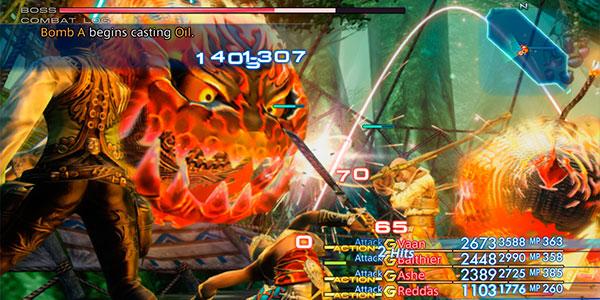Final Fantasy XII: The Zodiac Age para Switch barato