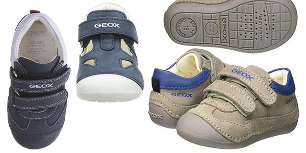zapatillas Geox B Tutim A chollo