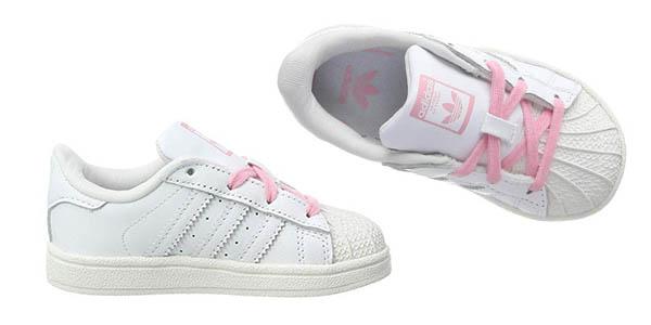 zapatillas para niños Adidas Superstar I oferta