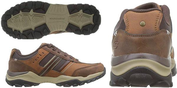 Zapatillas Skechers Henrick-Delwood para hombre baratas