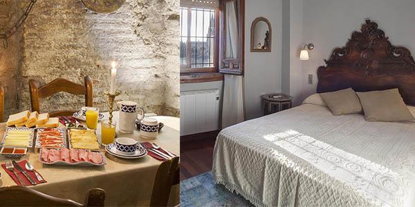 Almunia San Miguel Toledo hotel relación calidad-precio estupenda
