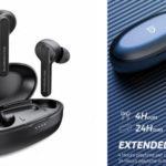 Auriculares TWS Soundpeats TrueCapsule baratos en Amazon