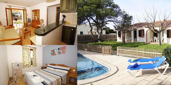 bungalows baratos en Menorca que admiten mascotas