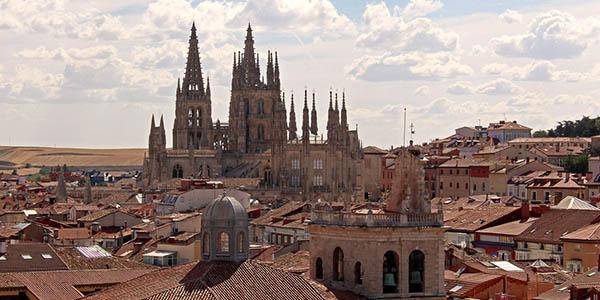 Burgos alojamientos baratos