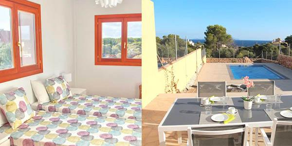 casa de alquiler turística que admite mascotas en Mallorca oferta