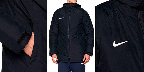 Chaquetón Nike Academy 18 con capucha para hombre barato
