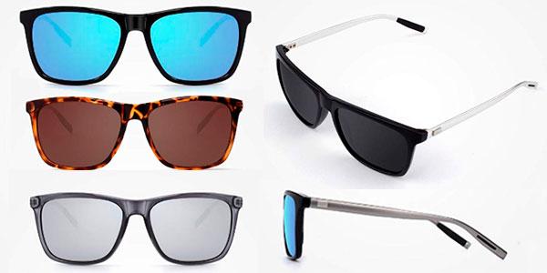 Chollo Gafas de sol polarizadas unisex Gquee con protección UV400 en varios modelos