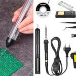 Chollo Kit de soldador Meterk MK-15