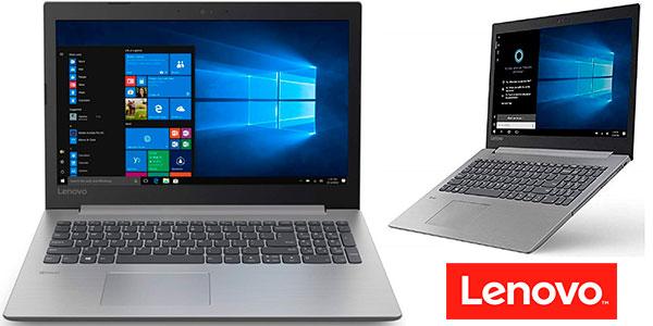 """Chollo Portátil Lenovo Ideapad 330-17AST de 17,3"""" HD (AMD A4-9125, 4 GB RAM, 1 TB HDD)"""