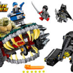 Chollo Set Golpe en las alcantarillas de Killer Croc de LEGO DC Super Heroes con 5 minifiguras