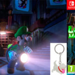Chollo Videojuego Luigi's Mansion 3 para Switch + Llavero regalo