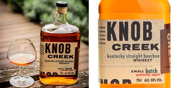 Chollo Whisky Knob Creek Straight Bourbon de 700 ml