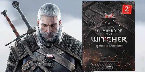 El Mundo de The Witcher - Compendio del videojuego
