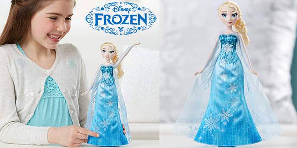 Chollo Elsa Vestido Musical de Frozen