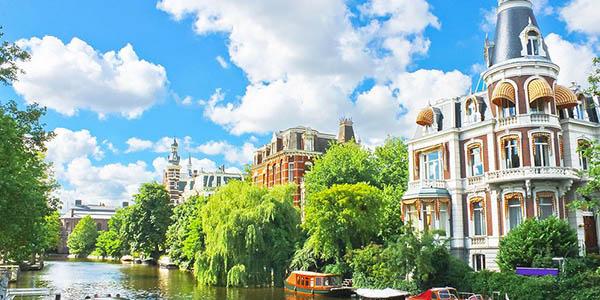 escapada de fin de semana Ámsterdam chollo Voyage Privé