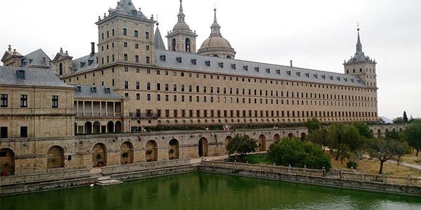 Escorial Madrid Patrimonio de la Humanidad hoteles baratos