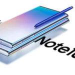 Samsung Galaxy Note 10 y 10+