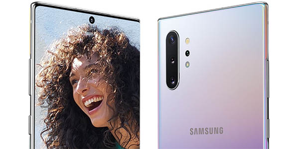 Samsung Galaxy Note 10 y 10+ baratos