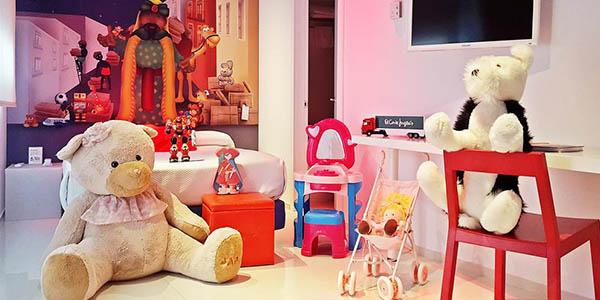 Hotel del juguete Alicante escapada barata