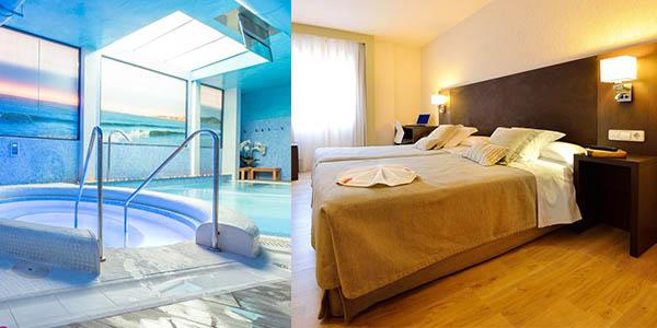 Hotel con spa Norat O Grove barato