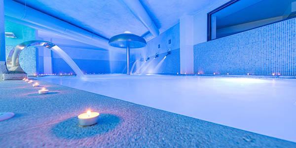 hoteles con spa baratos en España