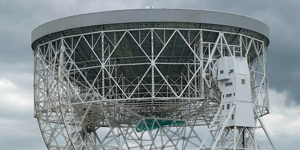 Jodrell Bank observatorio de Inglaterra Patrimonio de la Humanidad